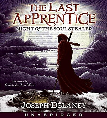 9780061355325: Last Apprentice: Night of the Soul Stealer (Book 3) CD