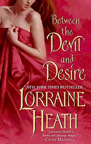 9780061355646: Between the Devil and Desire (Scoundrels of St. James)