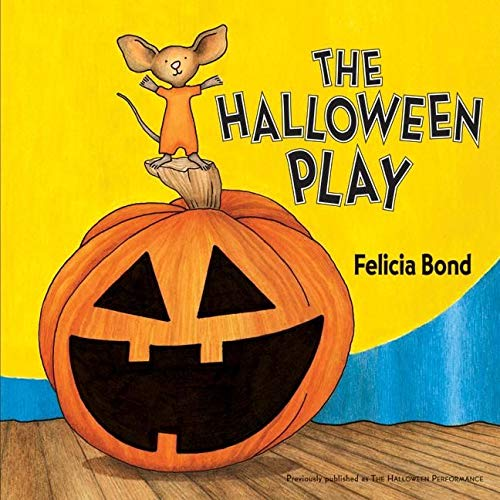 9780061357961: The Halloween Play (Laura Geringer Books (Paperback))