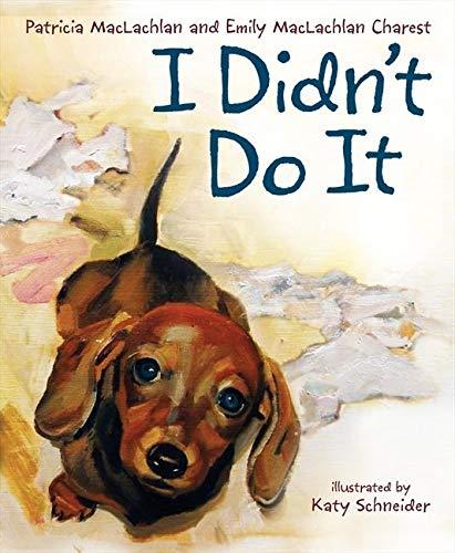 9780061358333: I Didn't Do It