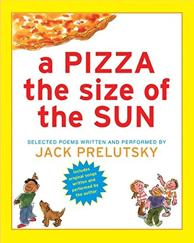 9780061359453: A Pizza The Size of The Sun CD