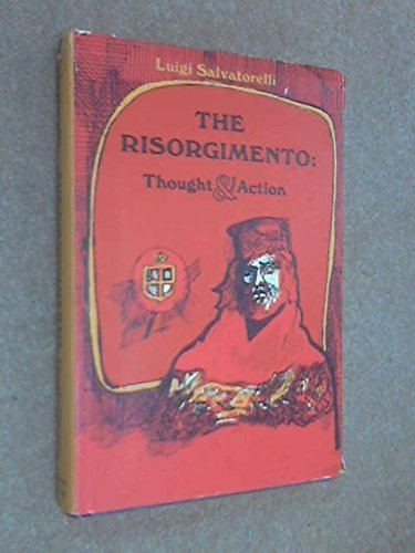 9780061360220: The Risorgimento: Thought and Action