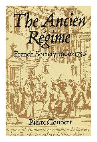 9780061361012: The ancien régime