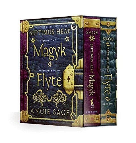 9780061361951: Septimus Heap 2 Volume Boxed Set: Magyk/Flyte