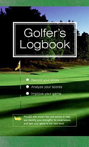 9780061363030: Golfer's Logbook