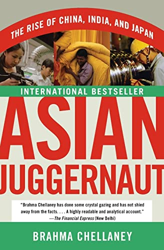 9780061363085: Asian Juggernaut: The Rise of China, India, and Japan