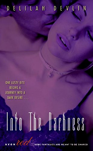 9780061363436: Into the Darkness (Avon Red)