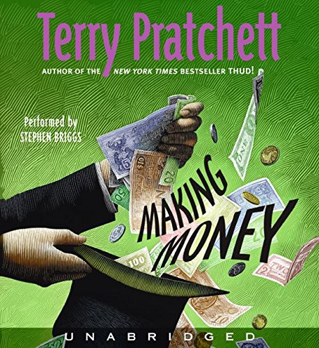 9780061363535: Making Money (Discworld)