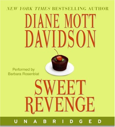 9780061363573: Sweet Revenge (Goldy Culinary Mystery, Book 14)