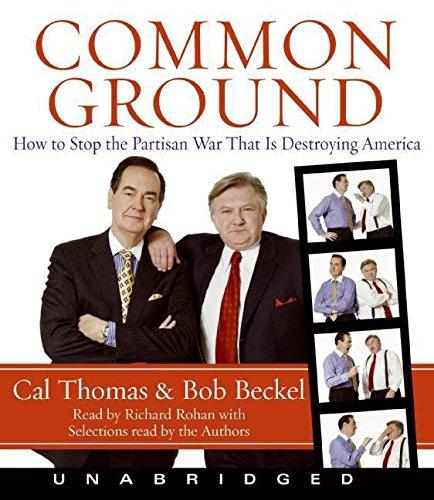 9780061363603: Common Ground CD