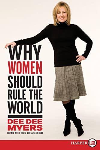 9780061363962: Why Women Should Rule the World: A Memoir