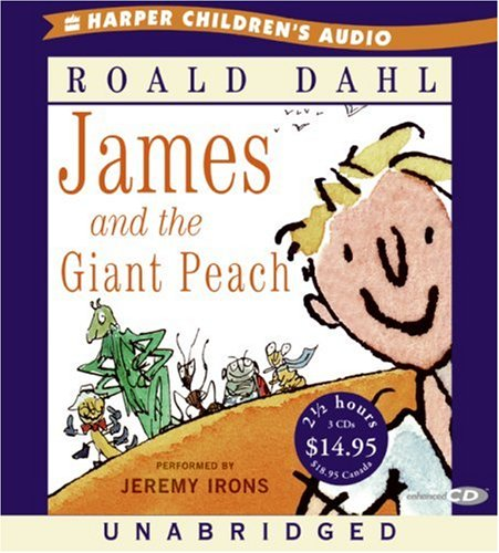 9780061365355: James and the Giant Peach