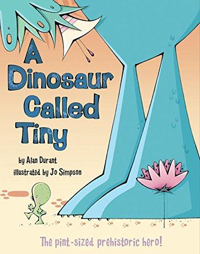 9780061366338: A Dinosaur Called Tiny