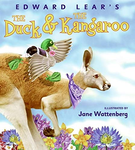 The Duck and the Kangaroo (9780061366833) by Lear, Edward