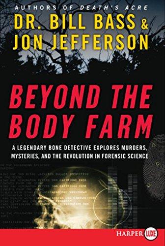 9780061366987: Beyond the Body Farm LP
