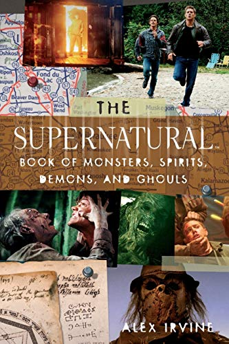 9780061367038: The Supernatural Book of Monsters, Spirits, Demons, and Ghouls