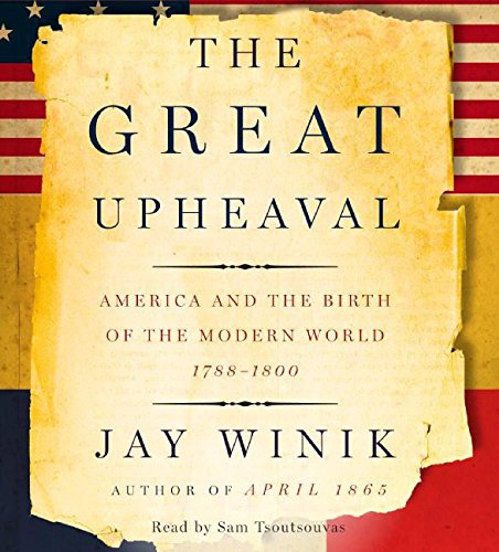 9780061367069: Great Upheaval CD, The