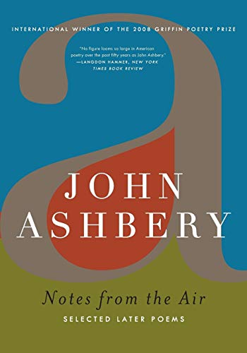 9780061367182: Notes from the Air: Selected Later Poems