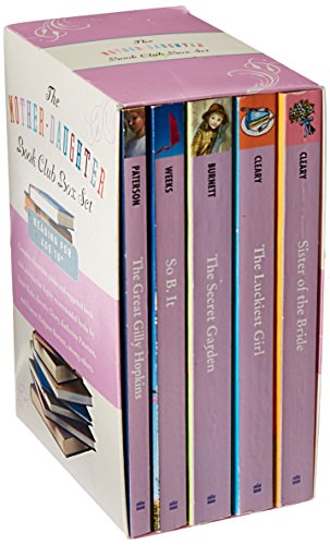 Mother-Daughter Book Club Box Set: Reading for Ages 8 (A Little Princess-Burnett; Anne Frank: Life ...
