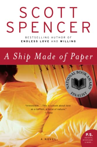 9780061367441: A Ship Made of Paper: A Novel