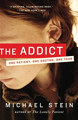 9780061368141: The Addict: One Patient, One Doctor, One Year