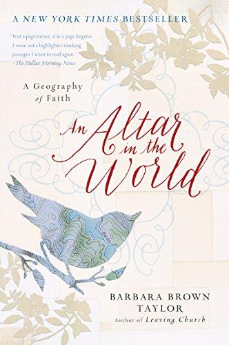 9780061370472: An Altar in the World: A Geography of Faith