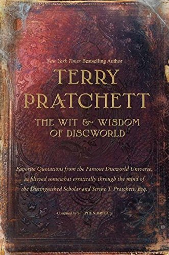 9780061370502: The Wit & Wisdom of Discworld (Discworld Novels)