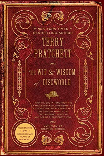 9780061370519: The Wit and Wisdom of Discworld