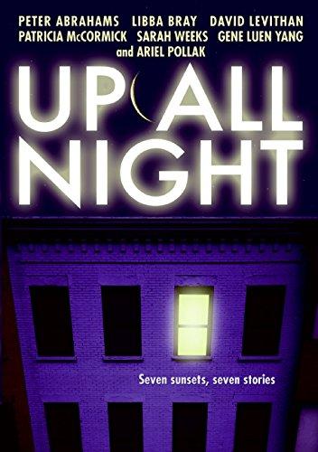 9780061370786: Up All Night