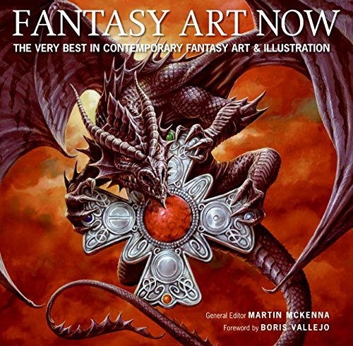 9780061370977: Fantasy Art Now: The Very Best in Contemporary Fantasy Art & Illustration