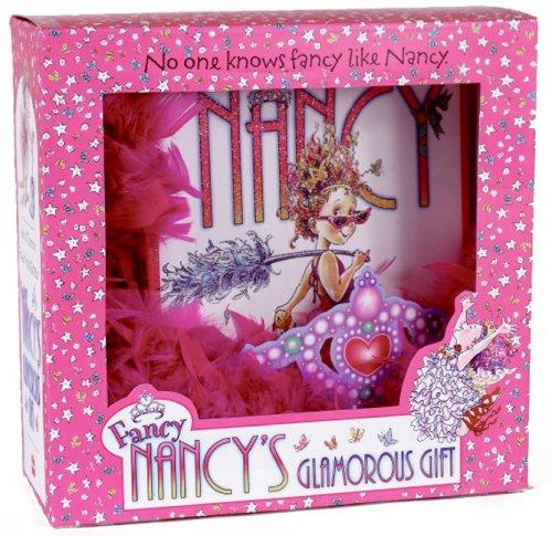 9780061371820: Fancy Nancy's Glamorous Gift: original Fancy Nancy book with feather boa