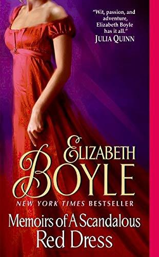 9780061373244: Memoirs of a Scandalous Red Dress