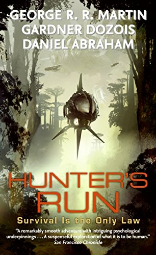9780061373305: Hunter's Run