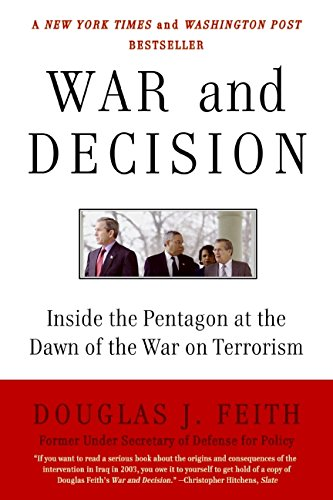 9780061373664: War and Decision: Inside the Pentagon at the Dawn of the War on Terrorism