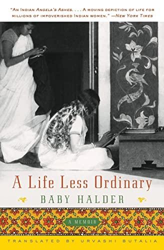 9780061373985: A Life Less Ordinary: A Memoir