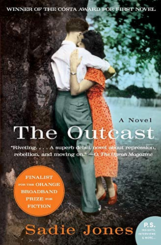 9780061374043: The Outcast: A Novel