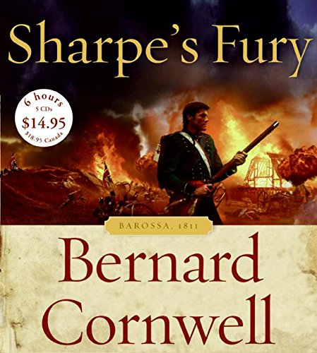 9780061374166: Sharpe's Fury (Richard Sharpe's Adventure Series #11)