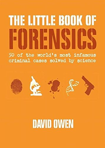 9780061374203: The Little Book of Forensics