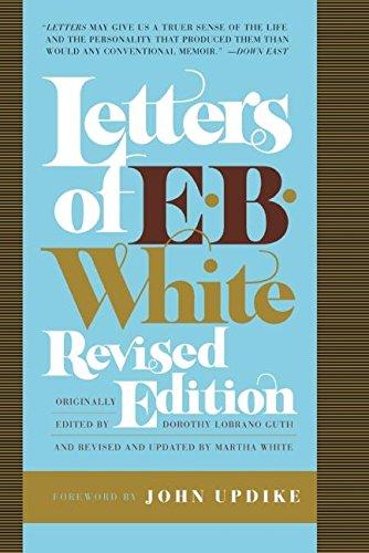 9780061374593: Letters of E. B. White