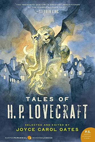 Tales of H. P. Lovecraft (P.S.): Joyce Carol Oates