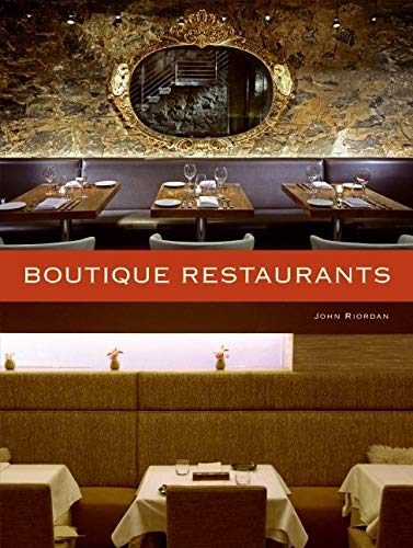 9780061374784: Boutique Restaurants