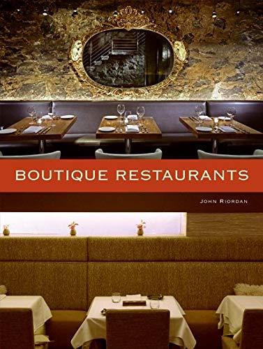 9780061374784: Boutique Restaurants
