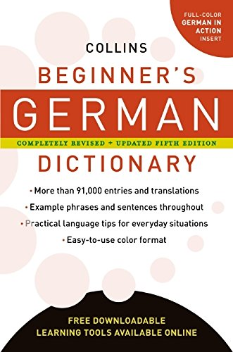 9780061374883: Collins Beginner's German Dictionary, (Collins Language)