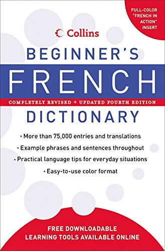9780061374920: Collins Beginner's French Dictionary, 4e (Collins Language)