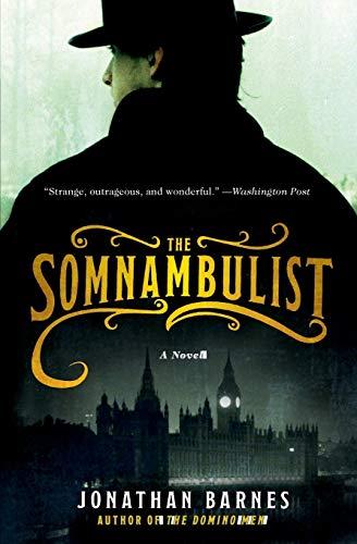 9780061375392: The Somnambulist: A Novel