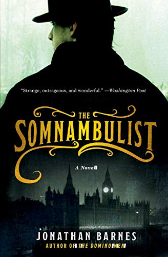 9780061375392: The Somnambulist: A Novel