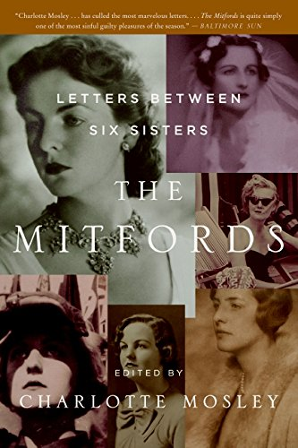 9780061375408: The Mitfords: Letters Between Six Sisters