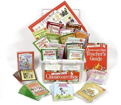 9780061375682: I Can Read Classroom in a Box Level 2 (I Can Read Book 2)