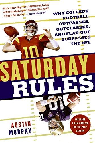 9780061375798: Saturday Rules