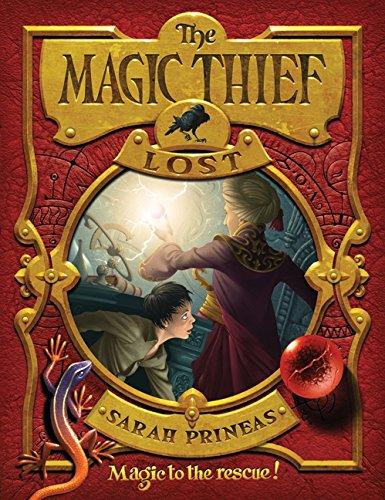 9780061375897: The Magic Thief: Lost